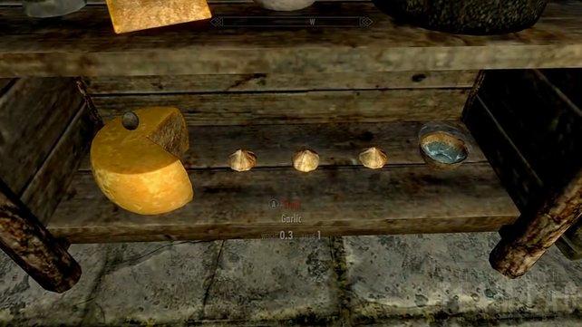 Erkennt ihr Pac-Man? Die Wasserschale ist die Kraftpille.