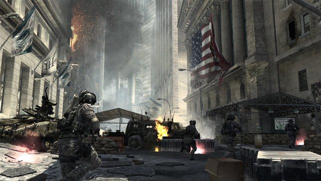 Apokalypse jetzt! Die Metropolen Amerikas nach der russischen Invasion.