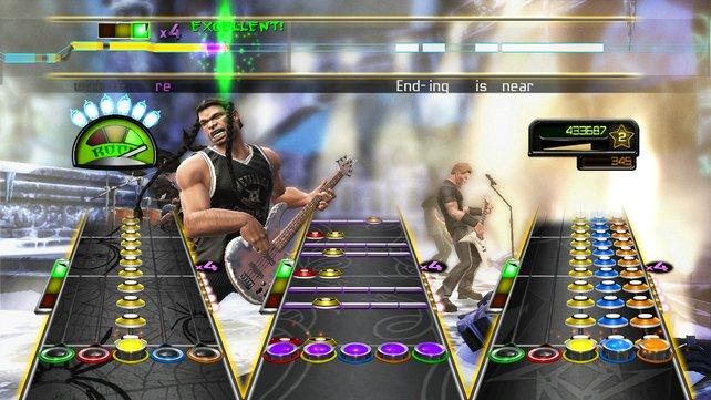 Test Ps3 Guitar Hero Metallica In Den Schuhen Der Rock Legenden