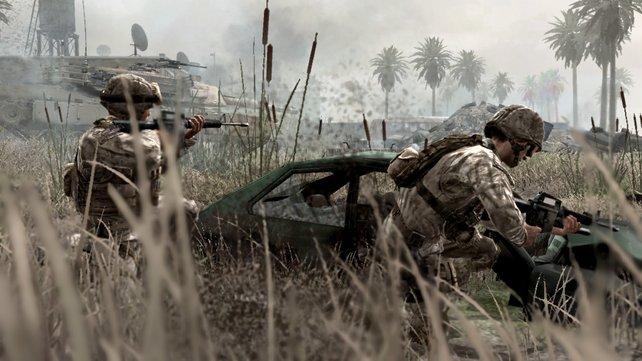 Ab der Veröffentlichung von Modern Warfare ist Call of Duty eine der wichtigsten Spiele-Serien.