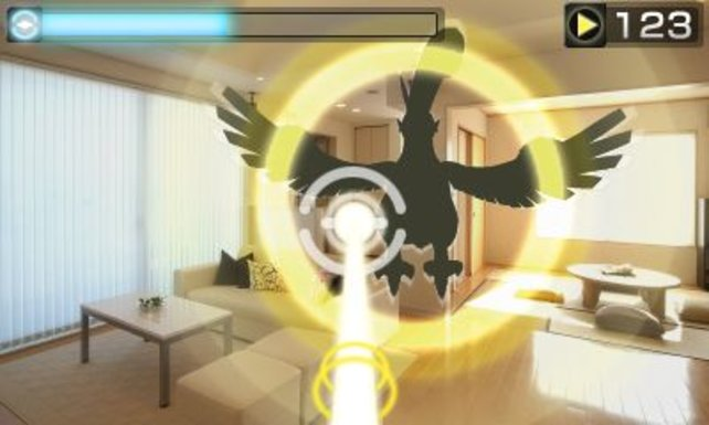 Zumindest gibt es für den 3DS den Traumradar. Mit diesem seid ihr in der Lage, exklusive Monster zu fangen.