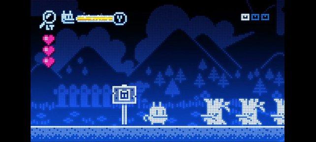 Indie-Spiele sind oft sehr simpel gehalten, bestechen aber durch eine spaßige Spielmechanik.