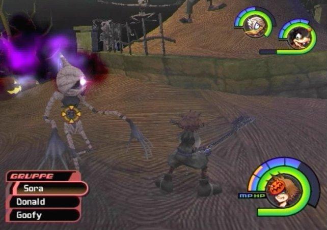 11. Atlantica: Kingdom Hearts - Komplettlösung | spieletipps