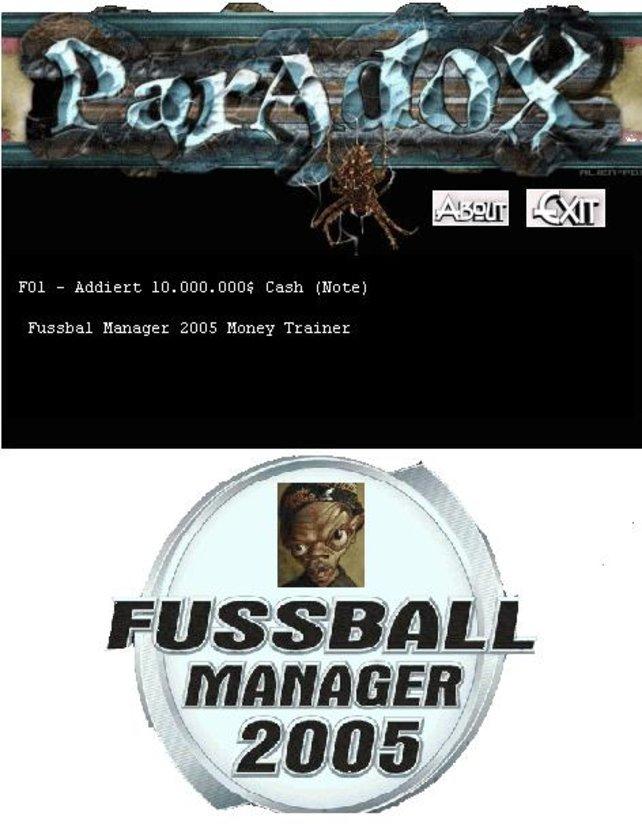 Fussball Manager 2005 Trainer Spieletipps