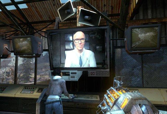 Half-Life 2 - The Orange Box - Cheats | spieletipps