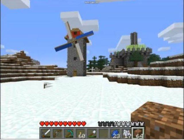 Minecraft Top Mods Im Überblick Spieletipps - Minecraft mittelalter haus command