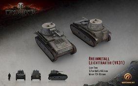 Leichte Panzer