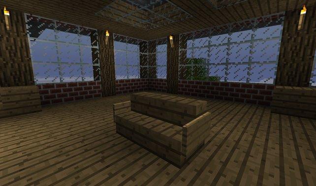 Minecraft Hausbau Einrichtung Und Zubehör Spieletipps - Minecraft hauser schnell bauen