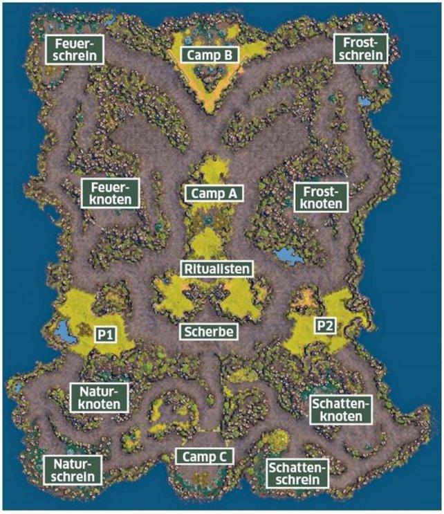 Forge Of Empires Karte Komplettlösung.Mission 11 Nightmares End Battleforge Komplettlösung Spieletipps