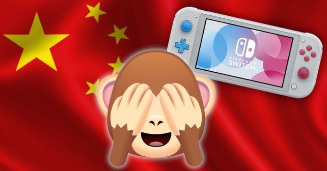 China verkauft einfach seine eigene neue Switch. Bildquellen: Getty Images / Igor Ilnitckii und Aratehortua