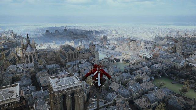 Paris während der Revolution kann auch heute noch visuell überzeugen.