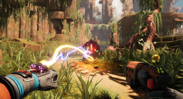 Journey to the Savage Planet ist das aktuelle Projekt des Studios.