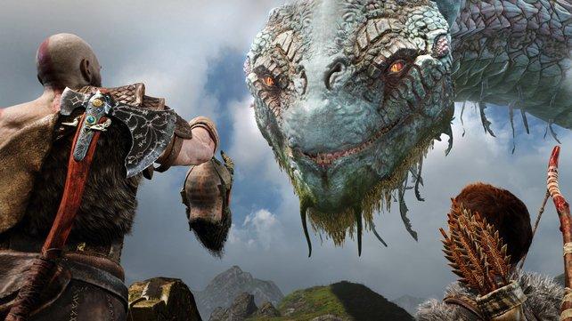 Sony darf sich freuen. God of War hat derzeit einen Metascore von 95.