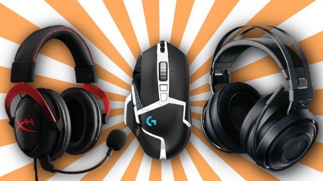 Prime Day 2021: Holt euch Top-Headsets, -Mäuse und -Tastaturen.