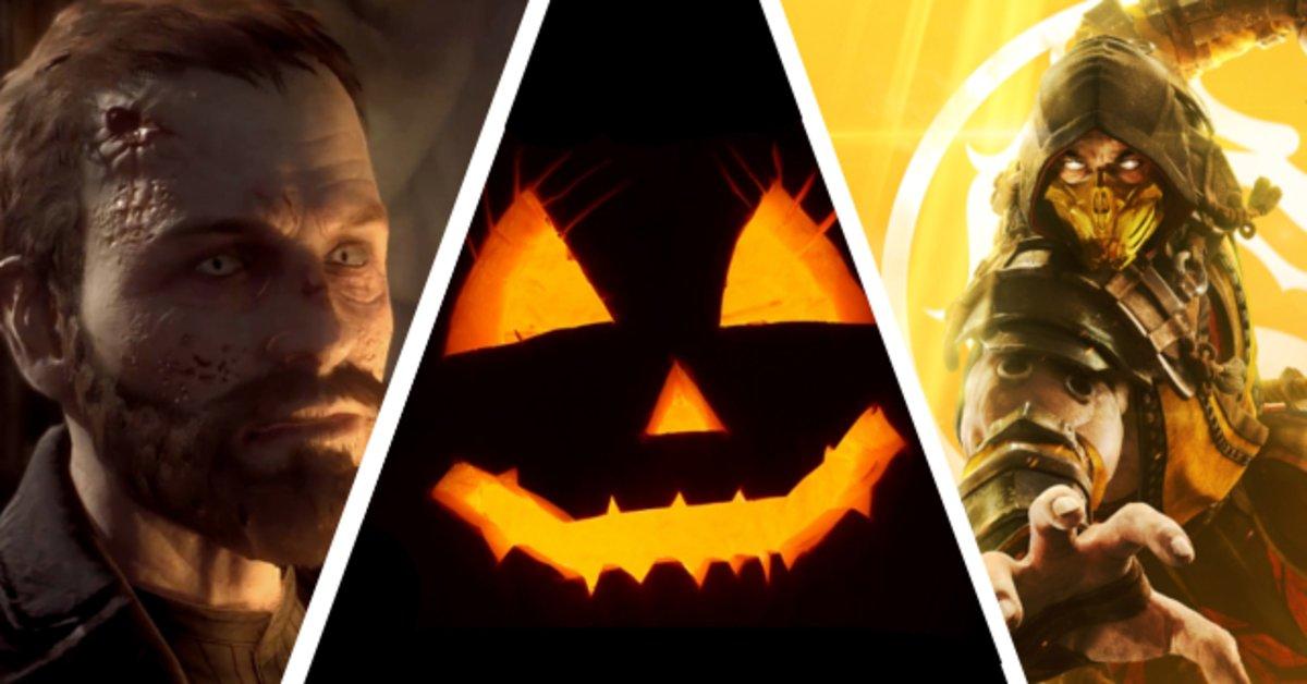 PlayStation Store | Der gruselige Halloween-Sale hat begonnen