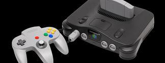 Panorama: Nintendo 64: Bilder eines Handheld-Prototypen geleakt
