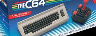 The C64 Mini: Der Brotkasten kehrt mit 64 Spielen zurück