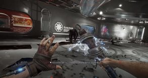 Neues Gameplay zum verschollenen UdSSR-Bioshock