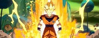 Neue Kämpfer: Dragon Ball FighterZ bekommt DLC-Verstärkung