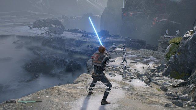 Star Wars Jedi: Fallen Order ist bis auf wenige Ausnahmen eine absolute Augenweide.