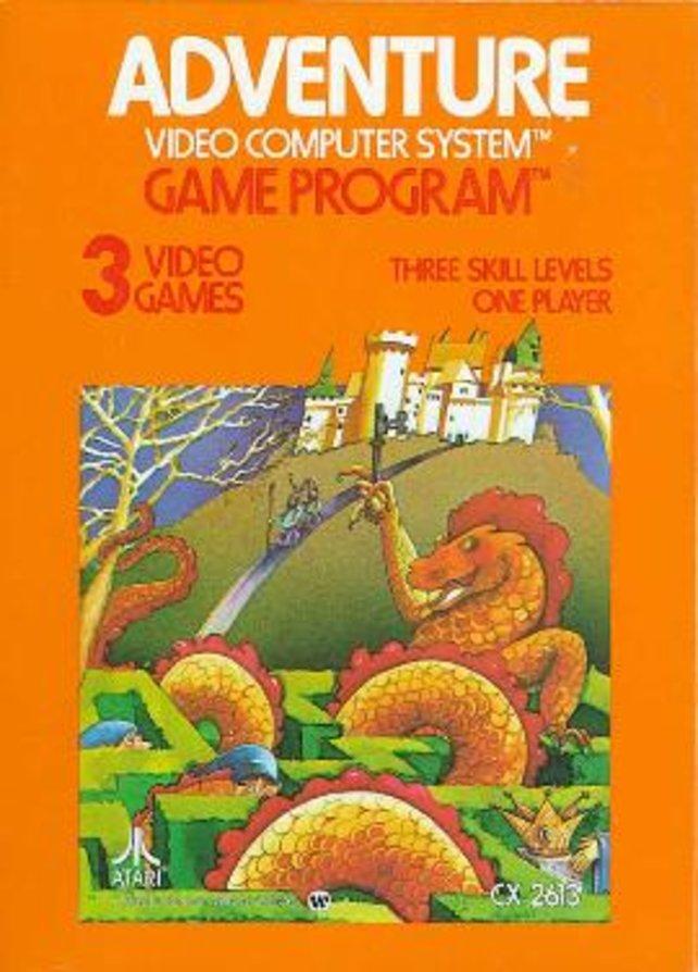 Die Spieleverpackungen waren anno 1979 noch wahre Kunstwerke, die nur entfernt etwas mit dem tatsächlichen Spiel zu tun hatten.