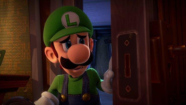 Nach etlichen Jahren offenbart ein Leak, dass Luigi vor einer halben Ewigkeit für die Konkurrenz arbeiten musste. (Bild: Nintendo)