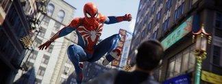 Spider-Man: Sechs Minuten Gameplay mit zahlreichen Infos