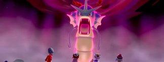 Pokémon Schwert & Schild: Release-Datum, legendäre Pokémon und neue Features bekannt