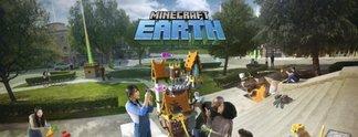 Tipps: Minecraft - Earth: So registriert ihr euch für das Mobile-Game