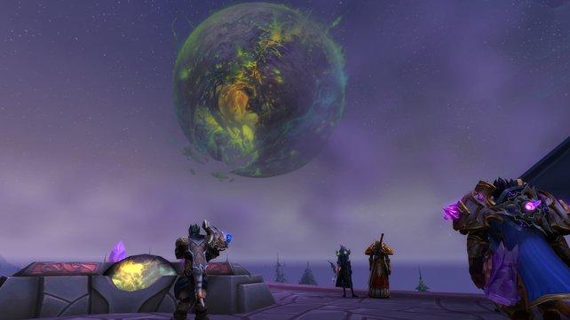 Blickt auf Argus, bevor ihr mit der Vindikaar dort hin reist.