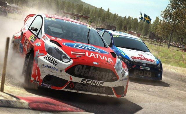 Die Rallycross-Events versprechen packende Kopf-an-Kopf-Duelle um Trophäen und Erfolge.