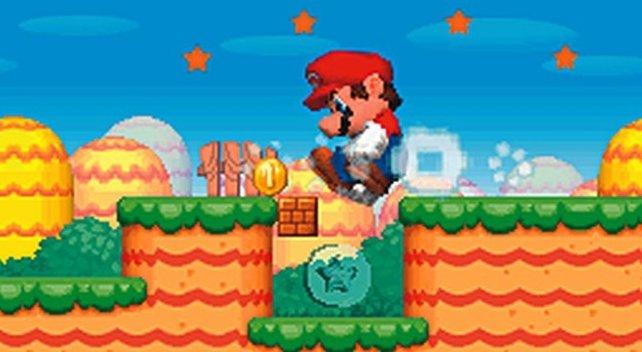 New Super Mario Bros. ist das erste reinrassige Mario-Hüpfspiel nach 14 Jahren.