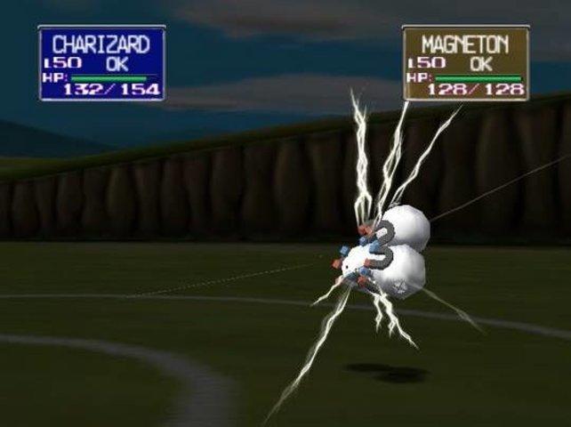In Pokémon Stadium wurden die Taschenmonster erstmals dreidimensional dargestellt