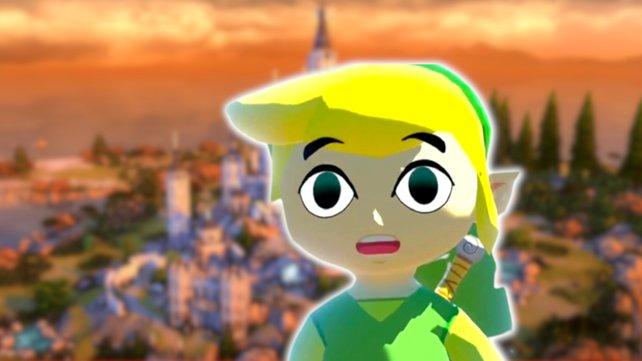 Da staunt Link nicht schlecht: Breath of the Wild trifft auf Die Sims 4.