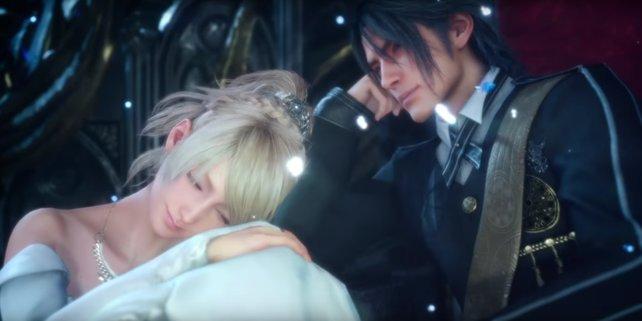 Ruhen auch Luna und Noctis in Frieden? Wie würdet ihr das Final-Fantasy-15-Ende deuten?