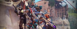 Destiny 2: Über 1,2 Millionen gleichzeitig aktive Spieler am ersten Wochenende