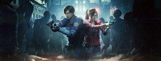 Resident Evil 2: Chris Redfield befindet sich im Code des Spiels