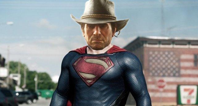 Ob Superman es so gut fände, was Super Arthur in Red Dead Redemption 2 anstellt?