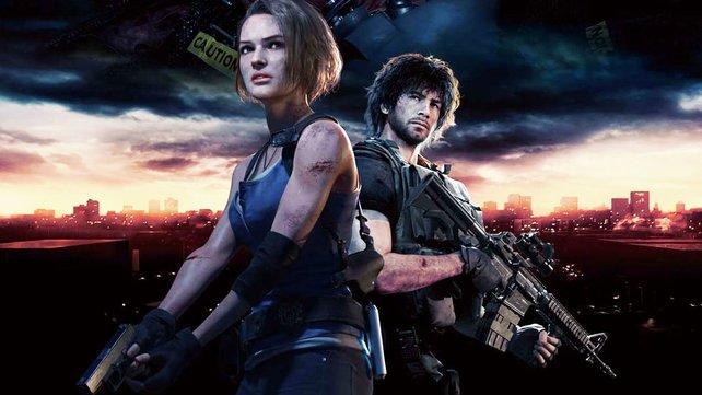 """Im aktuellen PS4-Sale sind alle """"Resident Evil""""-Teile heruntergesetzt, darunter auch das neue Resident Evil 3 Remake."""