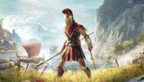 Vollständige Karte der Spielwelt - noch größer als Origins