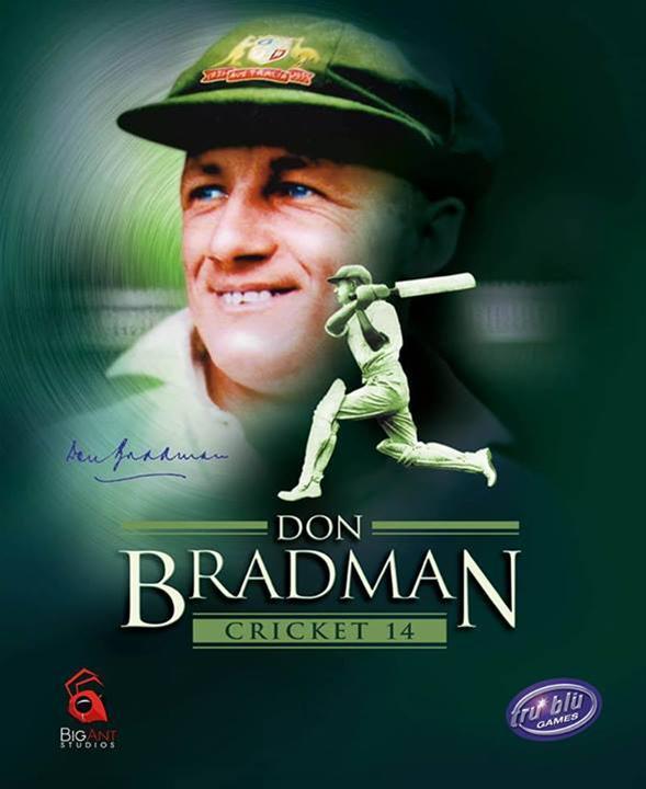 Don Bradman Cricket 14