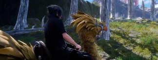 Final Fantasy 15: Veröffentlichung verschiebt sich um zwei Monate