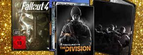 Schnäppchen des Tages: Rainbow Six - Siege, The Division und Fallout 4