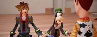 Kingdom Hearts 3: So lang soll die Spielzeit sein