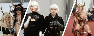 Unsere Cosplay-Favoriten von der Convention