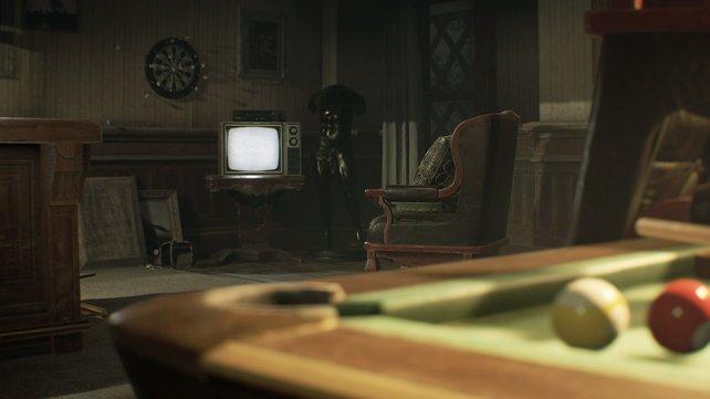 """Seit Filmen wie """"Poltergeist"""" und """"The Ring"""" hat Fernseh-Gegrissel seine Unschuld verloren."""