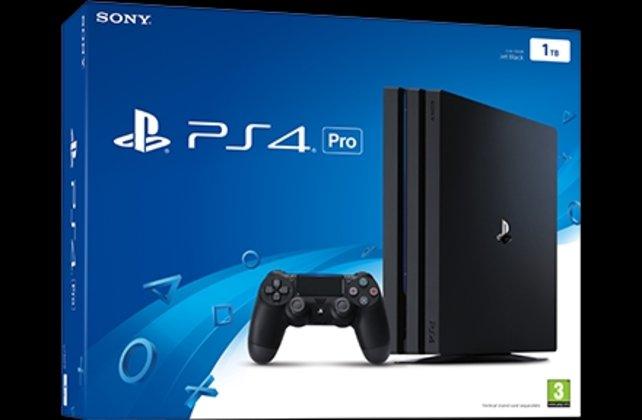 Die PS4 Pro ist das erste Modell, dass 4k-kompatibel ist.