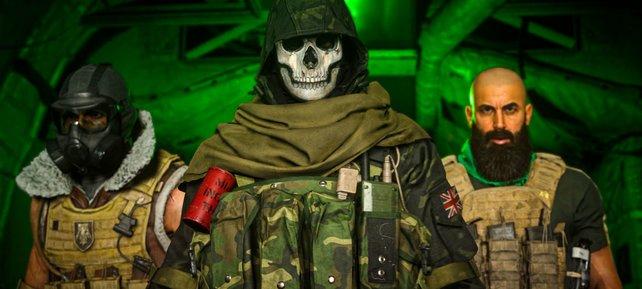 Call Of Duty: Warzone und Modern Warfare trennen sich von einer kontroversen Geste.