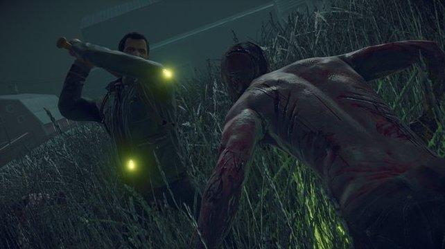 In Dead Rising 4 haben Zombies nichts zu lachen.