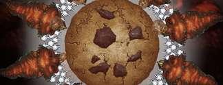 Wahr oder falsch? #95: Die Zombie-Oma im Keksspiel Cookie Clicker